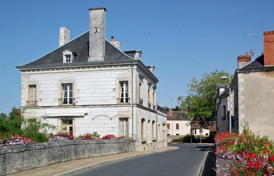 Maison  vendre en Centre  Indre Chatillon Sur Indre Maison Bourgeoise prs du centre ville de