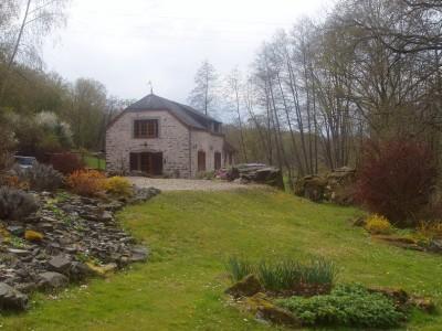 Maison  vendre en Centre  Indre CUZION Ancien Moulin modernis avec 3 chambres Bord Rivire