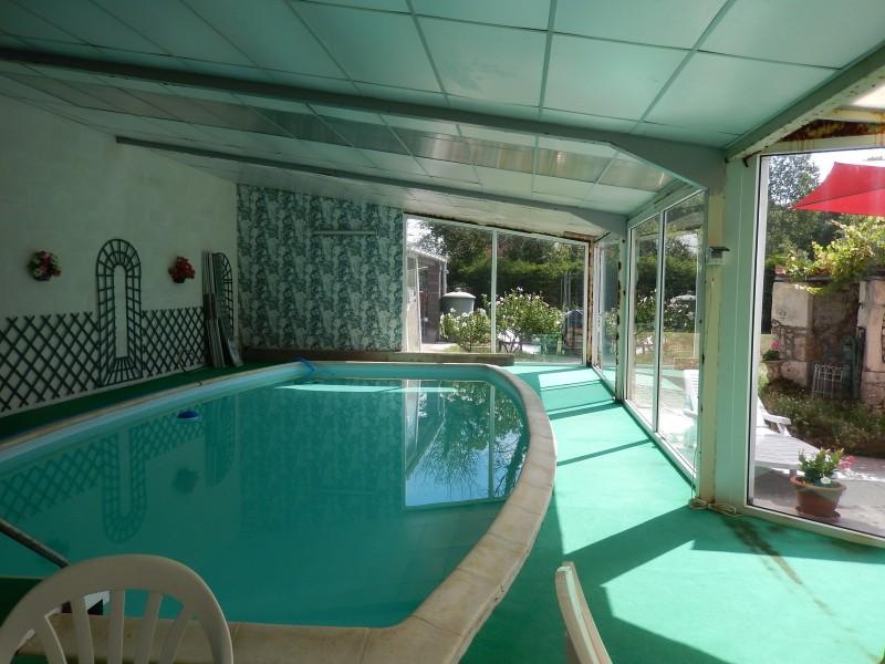 Maison  vendre en Poitou Charentes  Charente Maritime ST JUST LUZAC Agrable Charentaise de 4