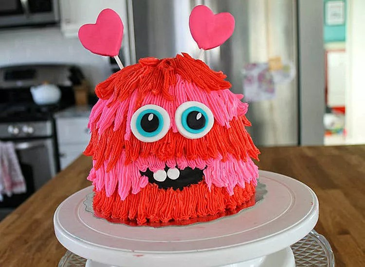 35 Incredibly Cute Kids Birthday Cake Ideas