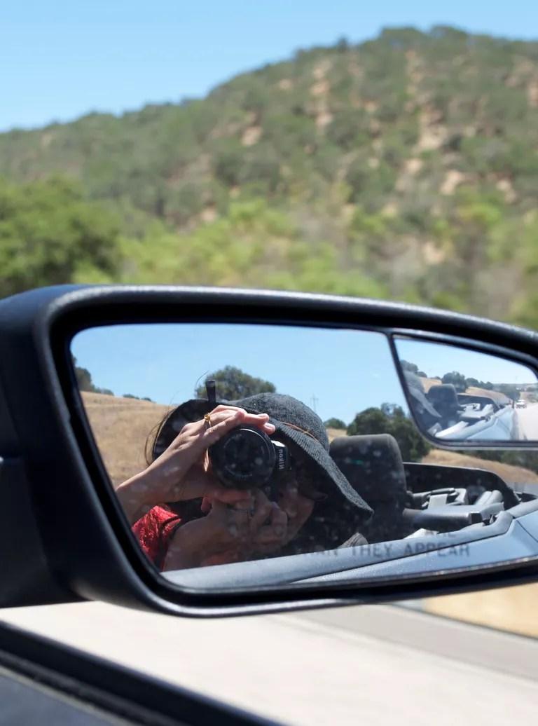 Road trip in California