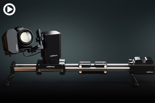 New from Edelkrone: SliderPlus X and Motion Kit