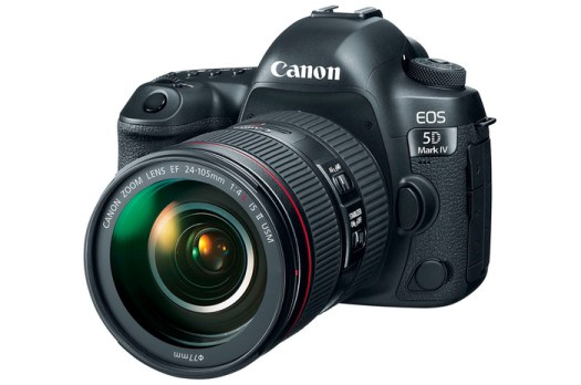 Canon Brings C-Log to the 5D Mark IV Via Service Upgrade and New Model