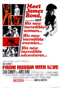 تحميل فلم From Russia with Love من روسيا مع الحب اونلاين