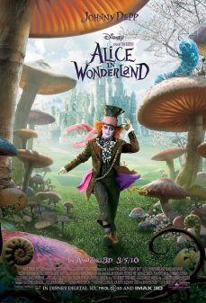 مشاهدة وتحميل فلم Alice in Wonderland أليس في بلاد العجائب اونلاين