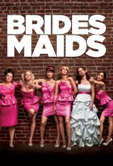 مشاهدة وتحميل فلم Bridesmaids وصيفات الشرف اونلاين