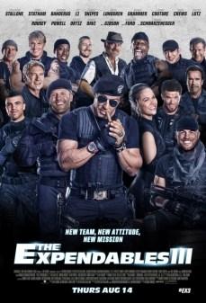مشاهدة وتحميل فلم The Expendables 3 المرتزقة 3 اونلاين
