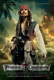 مشاهدة وتحميل فلم Pirates of the Caribbean: On Stranger Tides قراصنة الكاريبي: أغرب مد و جزر  اونلاين