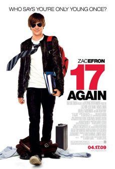 مشاهدة وتحميل فلم 17 Again 17 مجددا اونلاين