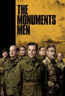مشاهدة وتحميل فلم The Monuments Men رجال الآثار اونلاين