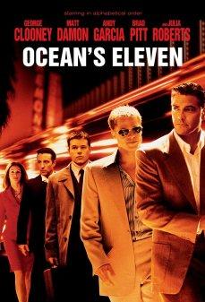 مشاهدة وتحميل فلم Ocean's Eleven  اونلاين