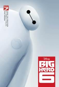 تحميل فلم Big Hero 6 البطل الكبير 6 اونلاين