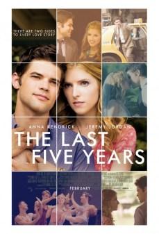 تحميل فلم The Last Five Years الخمس سنوات الأخيرة  اونلاين