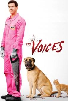 مشاهدة وتحميل فلم The Voices الاصوات اونلاين