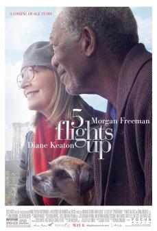 مشاهدة وتحميل فلم 5 Flights Up خمس طائرات مقلعة اونلاين
