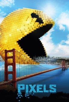 مشاهدة وتحميل فلم Pixels بكسلات اونلاين