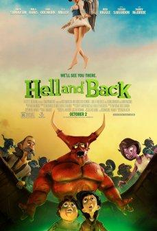 تحميل فلم Hell and Back إلى الجحيم والعودة مرة أخرى اونلاين