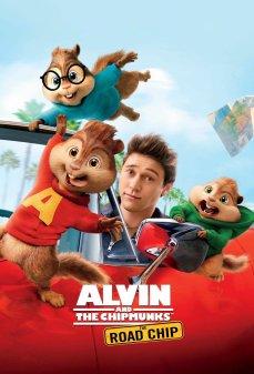 مشاهدة وتحميل فلم Alvin & the Chipmunks : The Road Chip آلفين والسناجب: رقاقة الطريق  اونلاين
