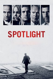 مشاهدة وتحميل فلم Spotlight بقعة ضوء  اونلاين