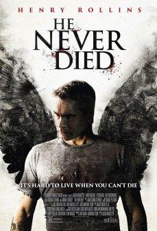 مشاهدة وتحميل فلم He Never Died لم يمت أبدًا  اونلاين