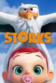 مشاهدة وتحميل فلم Storks اللقالق اونلاين