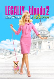 مشاهدة وتحميل فلم Legally Blonde 2: Red, White & Blonde  اونلاين