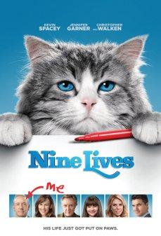 مشاهدة وتحميل فلم Nine Lives تسع حيوات اونلاين