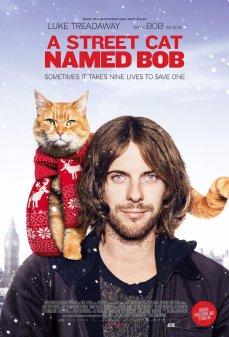 تحميل فلم A Street Cat Named Bob  اونلاين