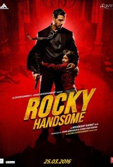 تحميل فلم Rocky Handsome روكي الوسيم اونلاين