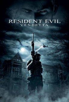 تحميل فلم Resident Evil: Vendetta  اونلاين