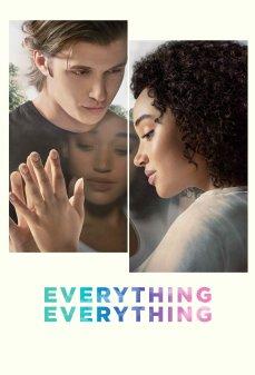 مشاهدة وتحميل فلم Everything, Everything كل شيء، كل شيء اونلاين