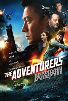 تحميل فلم The Adventurers  اونلاين