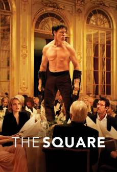 مشاهدة وتحميل فلم The Square الميدان اونلاين