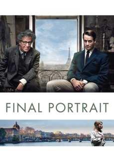 مشاهدة وتحميل فلم Final Portrait اللوحة الأخيرة اونلاين