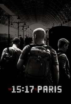 مشاهدة وتحميل فلم The 15:17 to Paris قطار الـ15:17 إلى باريس اونلاين