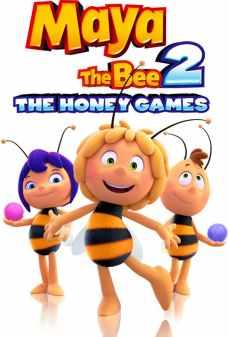 مشاهدة وتحميل فلم Maya the Bee 2: The Honey Games النحلة مايا : ألعاب العسل اونلاين