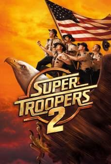 تحميل فلم Super Troopers 2 الجنود الخارقين 2 اونلاين
