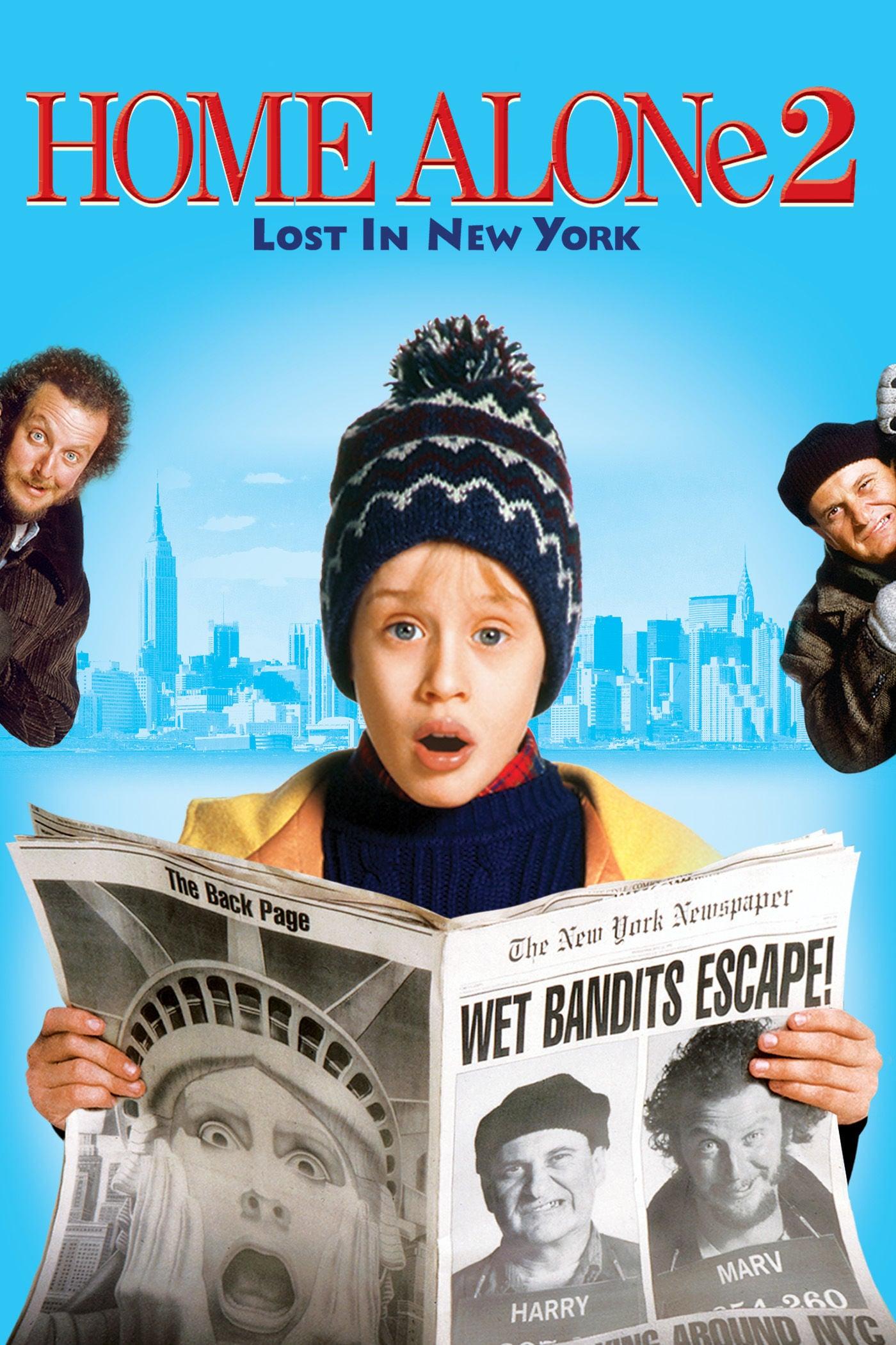 مشاهده وتحميل فيلم Home Alone 2 Lost In New York مجانا فشار Fushaar