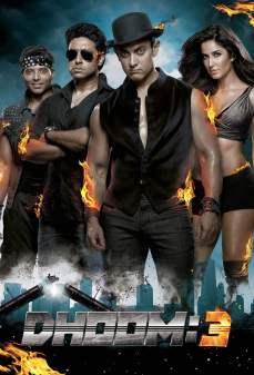 مشاهدة وتحميل فلم Dhoom 3 انفجار 3 اونلاين