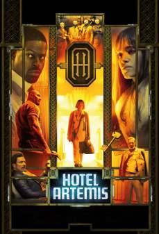 تحميل فلم Hotel Artemis فندق أرتميس اونلاين