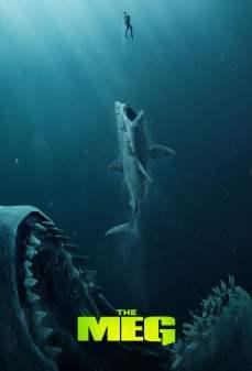 مشاهدة وتحميل فلم The Meg الثائر اونلاين