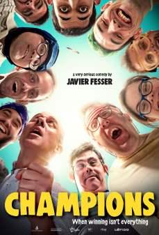 مشاهدة وتحميل فلم Champions  اونلاين