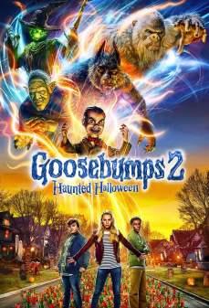 مشاهدة وتحميل فلم Goosebumps 2 Hunted Halloween صرخة الرعب 2: أشباح الهالوين اونلاين