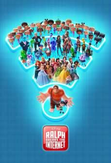 مشاهدة وتحميل فلم Ralph Breaks the Internet: Wreck-It Ralph 2 رالف يقتحم الإنترنت: رالف المدمر 2 اونلاين