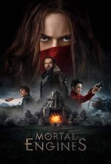 مشاهدة وتحميل فلم Mortal Engines محركات قاتلة اونلاين