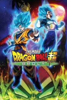 مشاهدة وتحميل فلم Dragon Ball Super: Broly دراجون بول سوبر: برولي اونلاين