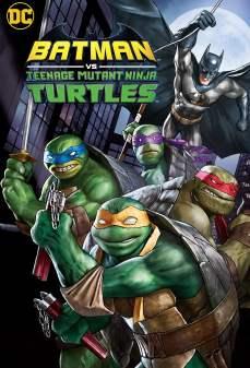 مشاهدة وتحميل فلم Batman vs Teenage Mutant Ninja Turtles باتمان ضد سلاحف النينجا اونلاين
