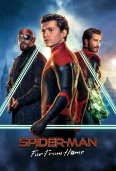 مشاهدة وتحميل فلم Spider-Man: Far from Home الرجل العنكبوت: بعيدًا عن الوطن اونلاين