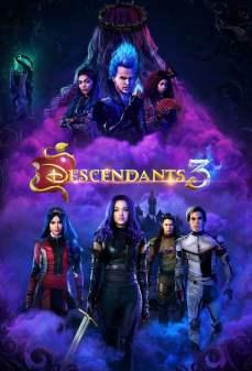 مشاهدة وتحميل فلم Descendants 3 الأحفاد 3 اونلاين
