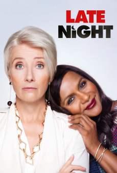 مشاهدة وتحميل فلم Late Night آخر الليل اونلاين